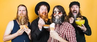 The Beards Farewell Tour 2016