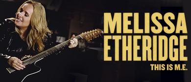 Melissa Etheridge - This is M.E. Australian Tour