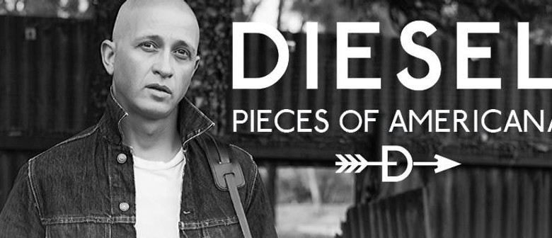 Diesel - Pieces Of Americana Solo Tour