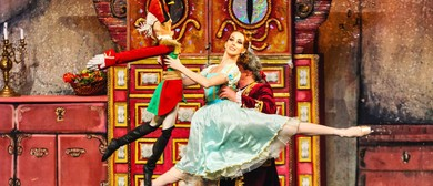 The Nutcracker – Imperial Russian Ballet