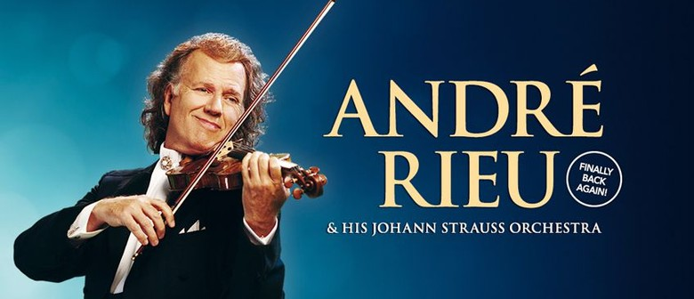 Andre Rieu Arena Tour 2016