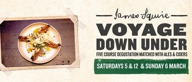 James Squire's Voyage Down Under