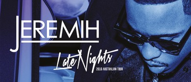 Jeremih - Late Nights Tour