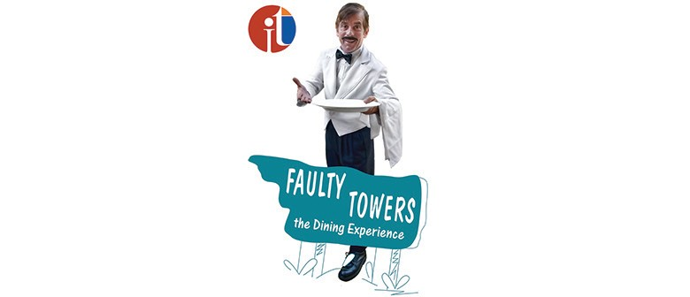 Faulty Towers The Dining Experience - FWP 2016
