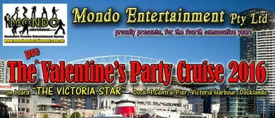 Pre Valentine's Day Party Cruise 2016