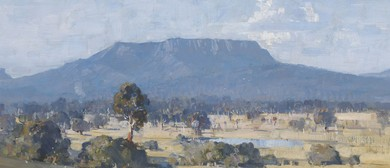 Land of the Golden Fleece - Arthur Streeton