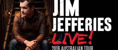 Jim Jefferies - Australian Tour