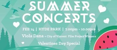 Free Summer Concert