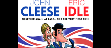 John Cleese And Eric Idle - Australian Tour 2016