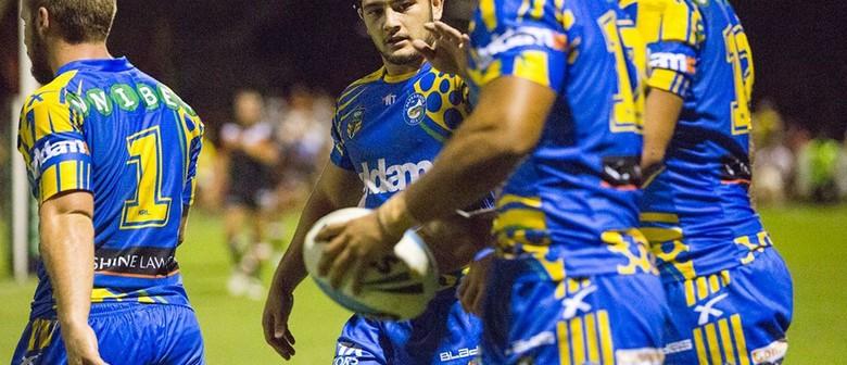 Parramatta Eels Vs Gold Coast Titans