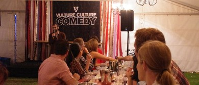Uncorked Comedy - Wine Tasting with a Comedian