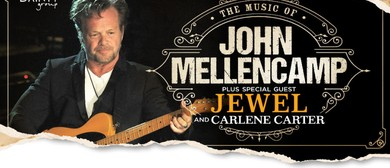John Mellencamp Australian Tour 2016: CANCELLED