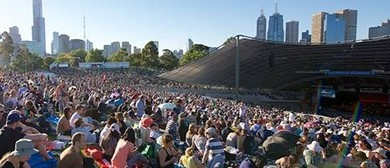 Sidney Myer Free Concerts - Summer Carnival