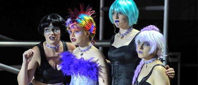 Fringe World –  Saucy Jack and the Space Vixens