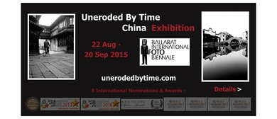 Uneroded By Time China Exhibition - Extended 2016 Exhibition