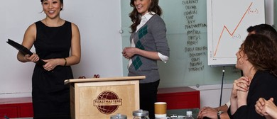 Ainslie (Canberra) Toastmasters - Effective Communications