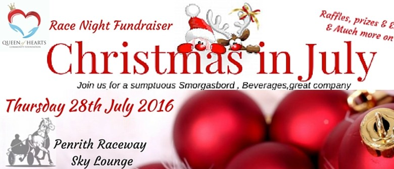 Christmas in July 2016