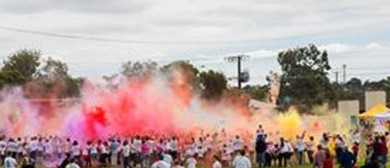 Mount Gambier Colour Day
