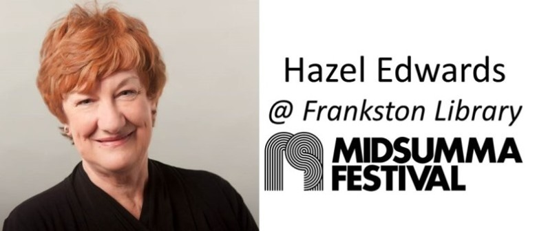 In Conversation with Hazel Edwards