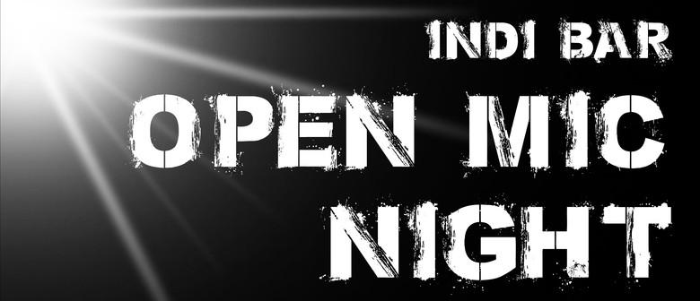 Indi Bar Open Mic Night
