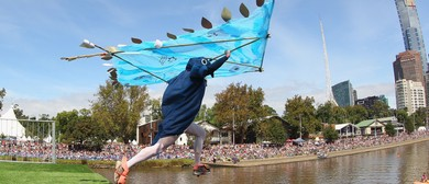 Moomba Festival - Birdman Rally