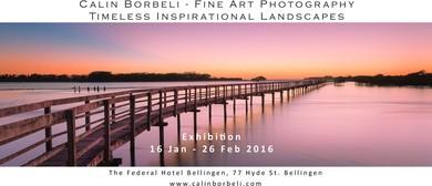 Exhibition - Calin Borbeli Fine Art Landscape Photography