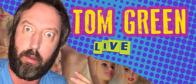 Adelaide Fringe 2016 - Tom Green