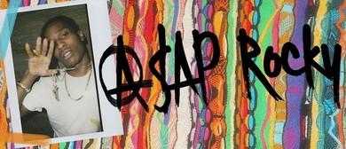 ASAP Rocky Australian Tour