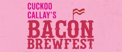 Cuckoo Callay Hosts its Inaugural Bacon Brewfest