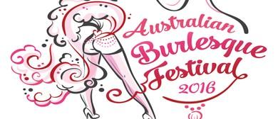 2016 Australian Burlesque Festival Shake-O-Rama