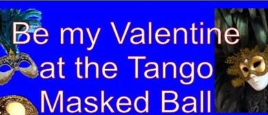 Tango Milonguero Tasmania  Saint Valentine Masked ball