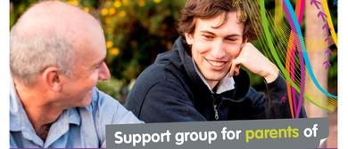 Group For Parents Of Transgender And Gender Diverse Children