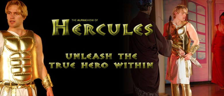 The Alpha Show of Hercules 2016 Tour