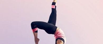 Kathryn Budig Yoga Workshops