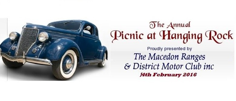 Annual Picnic At Hanging Rock Classic Car Show