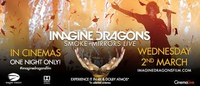 Imagine Dragons Smoke + Mirrors In Cinemas