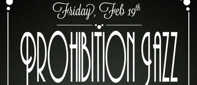 Prohibition Jazz w/ The Blue Velvets: Roaring 20s Festival