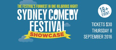 Sydney Comedy Festival Showcase 20156