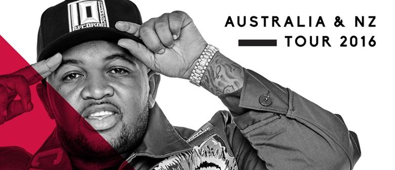 DJ Mustard - Australian Tour