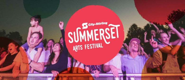 Summerset Concert Saskwatch & Little May