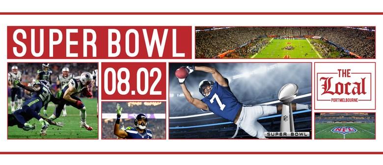 Super Bowl On Screen