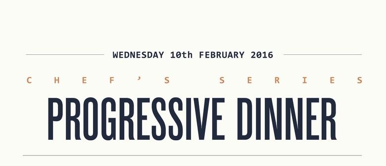 Chef's Series Progressive Dinner