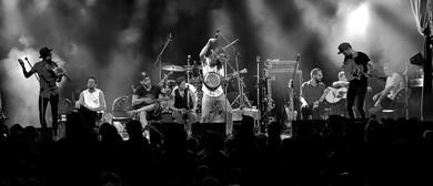 East Pointers Australian Tour With Mae Trio
