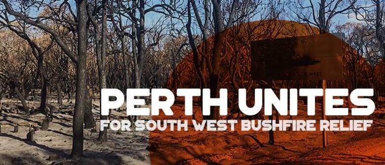 We Care Bushfire Relief Concert