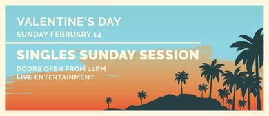 Valentine's Day Singles Sunday Session