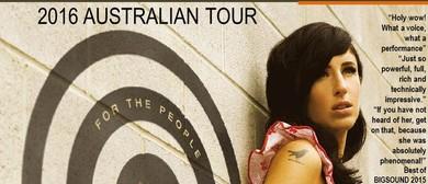 Ann Vriend - Those Records Tour
