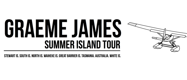 Graeme James & Great Earthquake