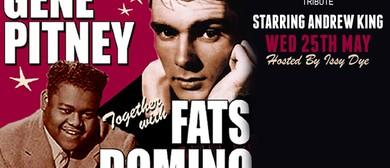 Gene Pitney & Fats Domino Tribute