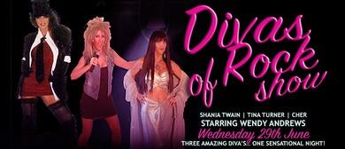 Diva's of Rock Show Tribute - Shania Twain, Tina Turner, Che