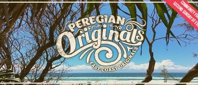 Peregian Originals February Featuring Bobby Alu